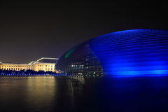 Theater van China Stock Fotografie