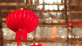 Theater van de het bamboe het Chinese Opera van het westenkowloon in Hong Kong Stock Afbeelding