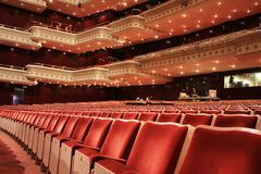 Theater venue Stock Photography