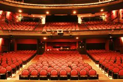 Free Theater Venue Stock Image - 3669131