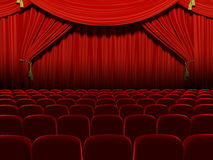 Theater Royalty Free Stock Photos