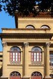 Theater von Palermo, Massimo, neoklassisch lizenzfreies stockfoto