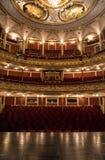 Theaterhalle Stockbild