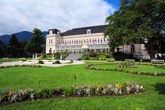 theaterhaus för Österrike dålig ischlkongress Arkivfoto