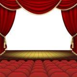 Theaterstadium Lizenzfreie Stockfotos
