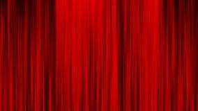 Theatervorhang-Hauptvorhangstadium stock abbildung