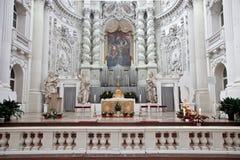 Theatine Church, Munich Germany Royalty Free Stock Photos