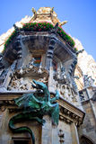 Theatine Church, Munich Germany stock image