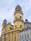 Theatine Church - Theatinerkirche Stock Images
