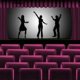 Theatre Stock Image