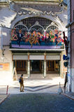 Theatre Royalty Free Stock Photo