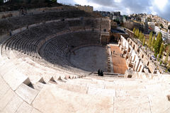 Theatre in Amman Stock Image