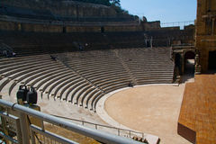 Theatre antique d'Orange Stock Images