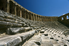 Theatre of Aspendos Royalty Free Stock Image