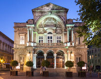 Theatre Avignon Provence France Royalty Free Stock Image