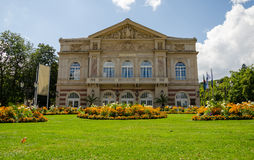 Theatre of the city of Baden - Baden. Theatre of the German city of Baden - Baden stock photos
