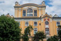 Theatre in Cluj-Napoca Stock Photos