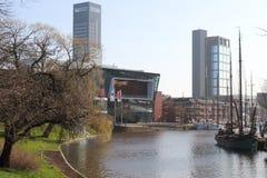 Theatre De Harmonie, Leeuwarden, Holland Stock Image