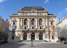 Theatre des Celestins, Lyon, France Royalty Free Stock Images