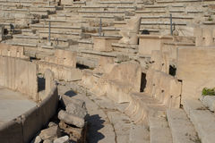 Theatre of Dionysus Stock Image