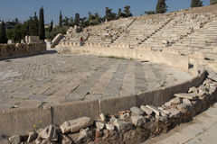 Theatre of Dionysus Royalty Free Stock Photography