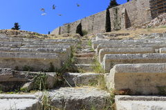Theatre of Dionysus, Athens, Greece Stock Photography