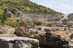Theatre Ephesus Royalty Free Stock Photo