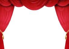 theatre för öppen etapp Fotografering för Bildbyråer