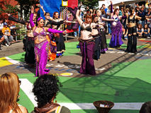 theatre för international för edmonton festivalfrans Royaltyfri Fotografi