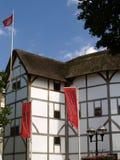theatre för jordklot s shakespeare Royaltyfri Bild