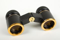 Theatre-goer Binolcular. Fancy Binocular of Theater Lover Royalty Free Stock Photography