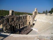Theatre of Herodus Atticus, Athens Royalty Free Stock Image
