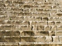 Theatre in Jerash Stock Photo
