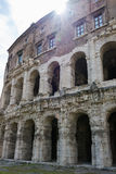 Theatre of Marcellus Royalty Free Stock Image