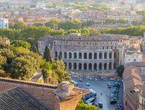 Theatre of Marcellus, Rome Stock Photography