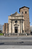 Theatre Marcellus Teatro Di Marcello włochy Rzymu Zdjęcia Stock
