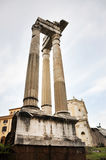 Theatre Marcellus Teatro Di Marcello włochy Rzymu Obrazy Royalty Free
