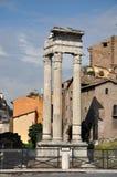 Theatre Marcellus Teatro Di Marcello włochy Rzymu Zdjęcia Royalty Free