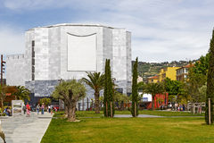 Theatre National de Nice in Nice, France Stock Image