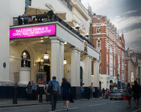 Theatre Royal Stock Photography