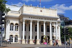 Theatre Royal, Nottingham. Royalty Free Stock Photo
