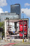 The Theatre Scena Prezentacje in Warsaw Royalty Free Stock Photo