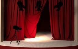 Theatre scene Stock Photo