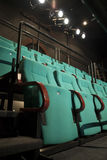 Theatre seats Royalty Free Stock Photography
