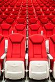 Theatre seats Royalty Free Stock Photo