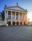 Theatre in Sevastopol Stock Images
