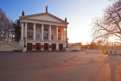 Theatre in Sevastopol Stock Photo