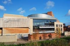 Theatre Severn Shrewsbury Stock Images
