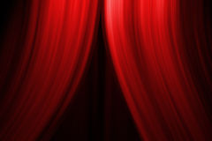 Theatre Stage Curtain Royalty Free Stock Image