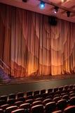 Theatre stage Stock Photos